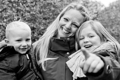 Jeanette Wegge-Larsen giver børn og forældre deres nattesøvn tilbage